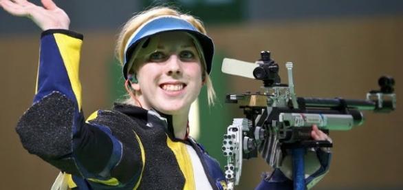 Vencedora do primeiro ouro nas Olímpiadas do Rio 2016
