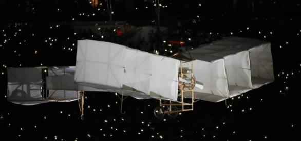 Cerimônia de Abertura da Rio 2016 - 14 Bis