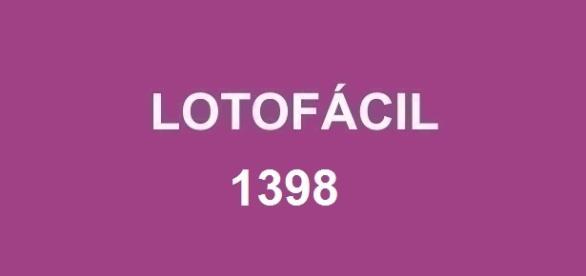Divulgação do resultado da Lotofácil 1398 acontece nessa segunda, dia 8