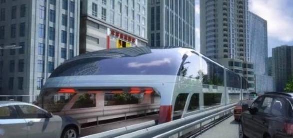 Fim dos congestionamentos na China, pelo menos é que ele prometem