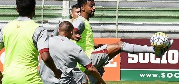 Flu está pronto para encarar o Inter no domingo (Foto: Site Oficial do Fluminense Football Club)