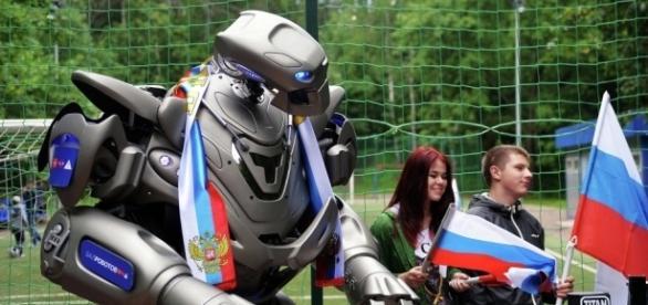 O Nerekhta-2, novo robô inteligente de guerra da Rússia