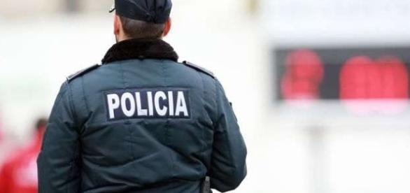 Um polícia é sempre polícia, quer esteja a trabalhar ou não