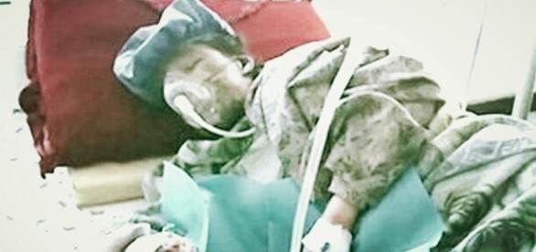 Zahra Azam, quemada viva por su propia familia
