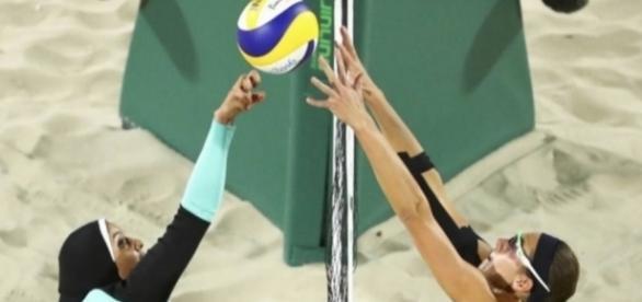 Atletas do Egito surpreendem na Rio 2016