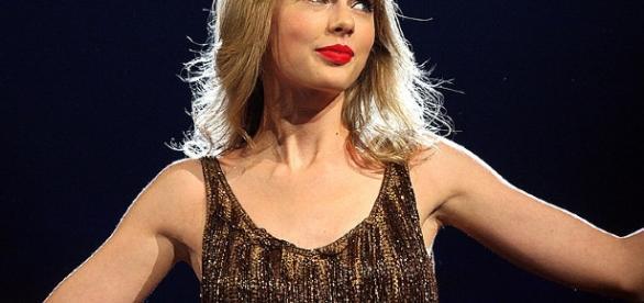 Taylor Swift celebró así con un heredero