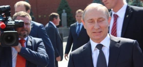 Władimir Putin, Prezydent, Rosja