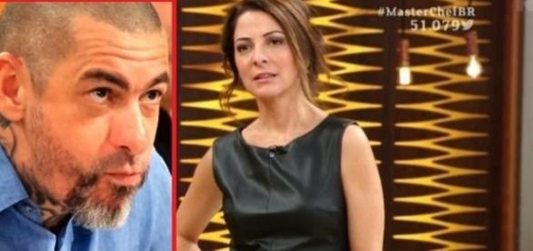 Ana Paula Padrão dá bronca e humilha geral no MasterChef Brasil