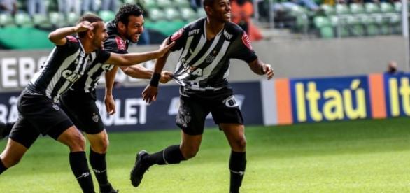 Atlético-MG 3 x 1 Chapecoense, veja os gols
