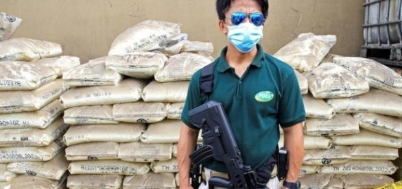 cargamento de drogas neutralizado por la policía