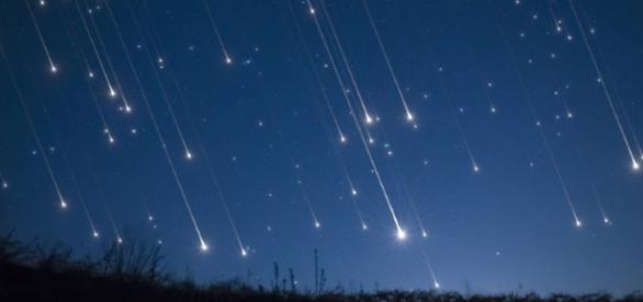chuva de meteoros ocorrerá esta semana