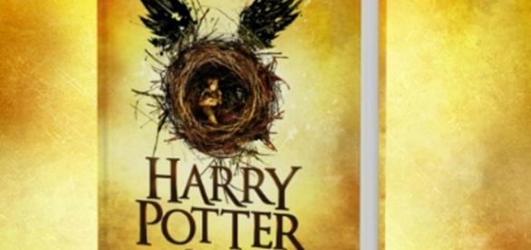 Harry Potter and the cursed child Buchcover