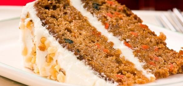 Receta:Rica torta de zanahoria