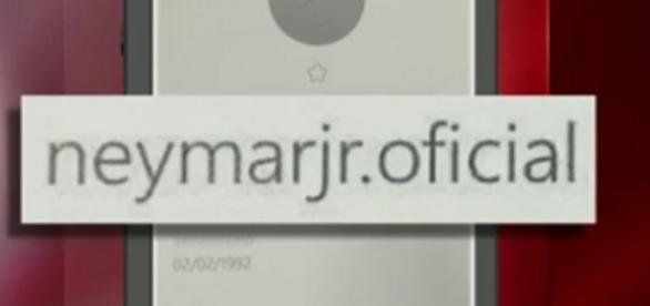 Com perfil falso do Neymar, homem consegui vídeos íntimos de mulheres.