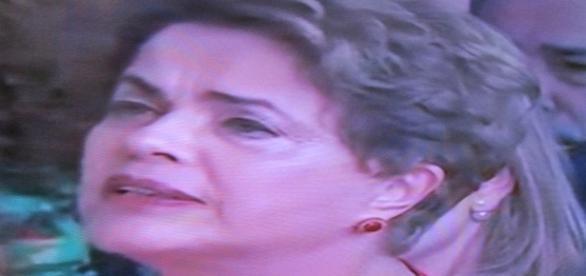 Dilma Rousseff: inconformada, recorre da decisão do Senado
