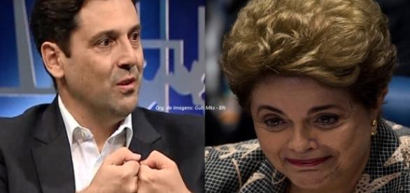 Luiz Philippe de Orleans e Bragança (Foto: TV Gazeta/Reprodução)