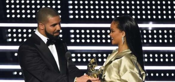 MTV Video Music Awards: Drakes Liebesgeständnis an Rihanna
