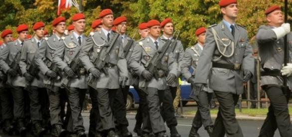 Niemcy obawiają się infiltracji armii