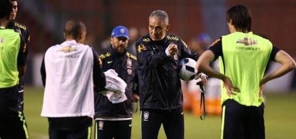 O jogo contra o Equador marca o início da era Tite na Seleção Brasileira.