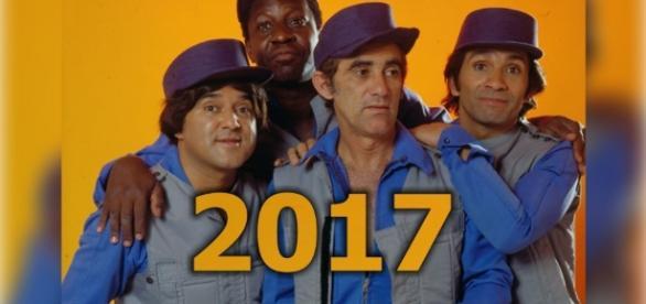 'Os Trapalhões' estará de volta na tela da Globo