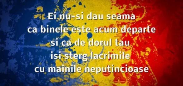 Românii trebuie să caute iertarea