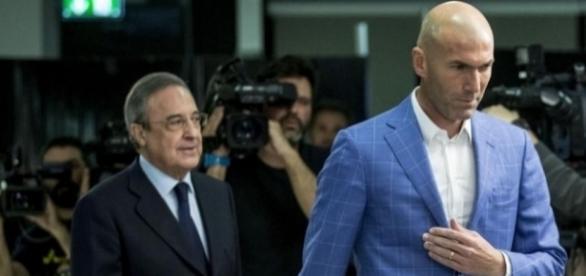 Zinedine Zidane ha sido el verdadero culpable de la falta de fichajes