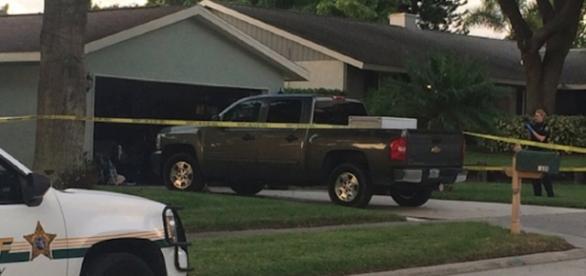 Un bărbat și-a uitat copilul în camioneta proprietate personală, acesta decedând din cauza insolației - Foto: CNN