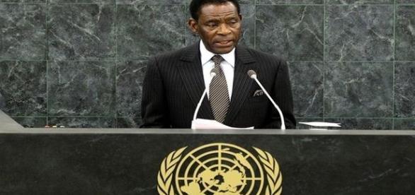 Ditador discursou na ONU em 2009 (Getty)