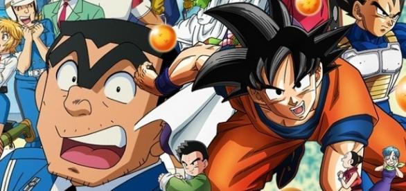 'Dragon Ball Super y Kochikame'