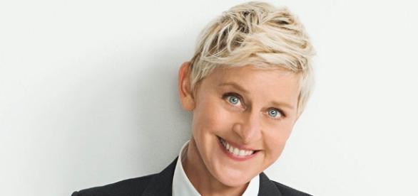 Elen DeGeneres, présentatrice-star aux USA