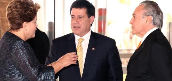 Foto oficial do Palácio do Planalto/Cortesia