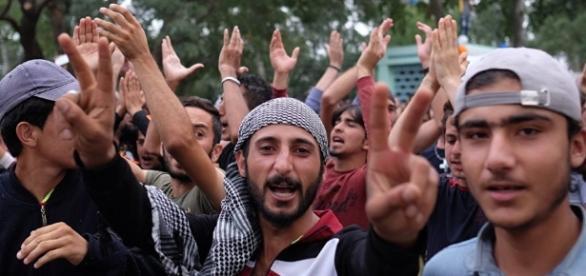 Imigranci muzułmanie zachowują się w Europie jak u siebie - sputniknews.com