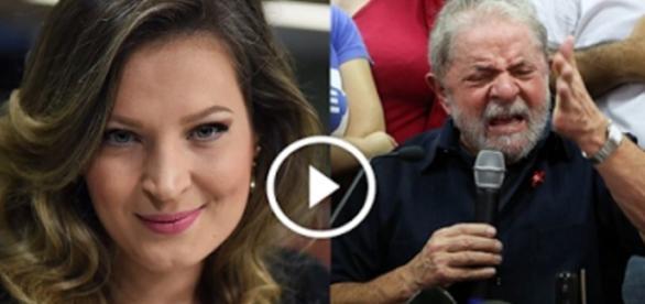 Joice e Lula - Foto/Montagem - Google
