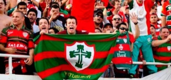 Portuguesa de Desportos: dívidas, insolvência, rebaixamentos e leilão