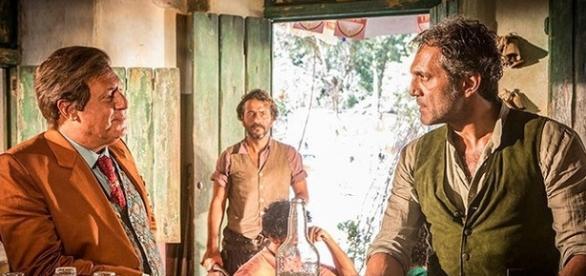 Afrânio e Cícero procuram por Martim