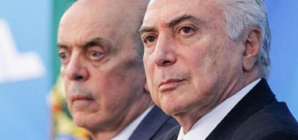 As relações de José Serra e Michel Temer já não são mais as mesmas