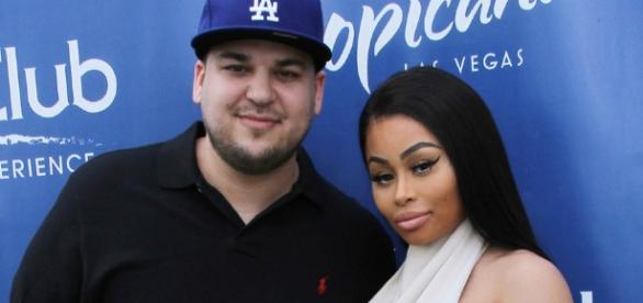Blac Chyna And Rob Kardashian Reveal Their Baby's Gender - inquisitr.com
