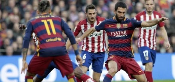 Champions League: Barcelona-Atlético: Los goles y las jugadas ... - lavanguardia.com