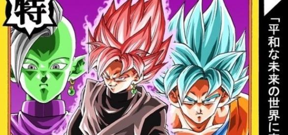 Fan art por Young Jiji (Creador de una de las versiones mas interesantes de Dragon Ball AF)