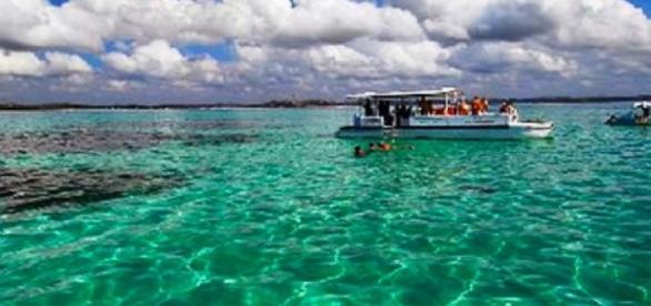 Maceió encanta com suas belíssimas piscinas naturais