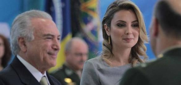 Marcela Temer vai coordenar o programa social