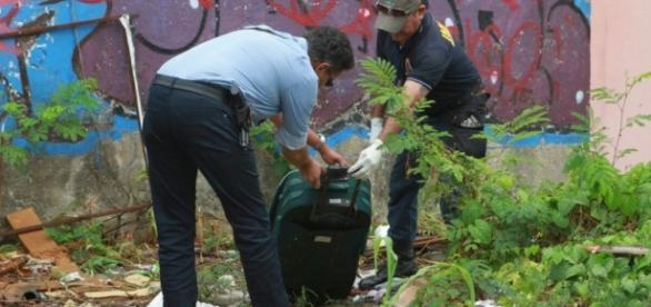 Nova mala com partes de corpo é encontrada em rua atrás do ... - acritica.com