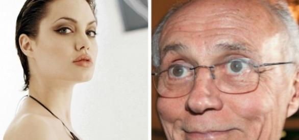 Suplicy esbanja elogios à recém separada Angelina Jolie