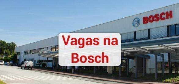 Vagas na Bosch. Foto: Reprodução Alumni.uminho
