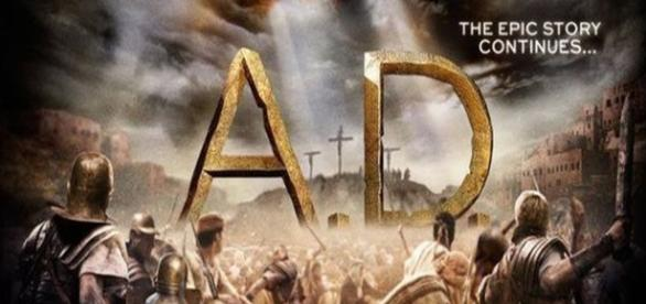 """A.D. The Bible Continues"" agora na Record"