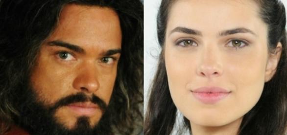 Aruna dará um basta no namoro com Josué e deixará o líder hebreu sem explicação