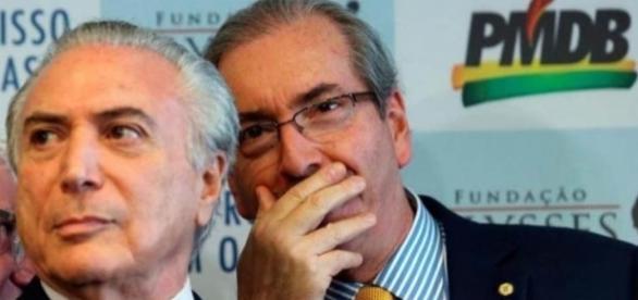 Cunha colocou culpa de cassação no Presidente