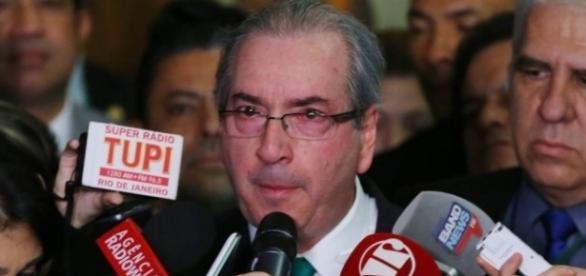 Cunha renunciou à presidência da Câmara em julho (Foto: Ailton Freitas/O Globo)