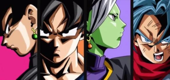 'Dragon Ball Super' noticias y teorias: Black Goku es Zamasu