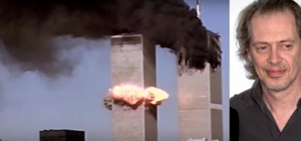 El actor Steve Buscemi: héroe del 11-S